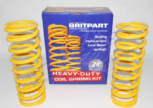 "2"" Lift Heavy Duty Coil Springs - REAR PER PAIR"